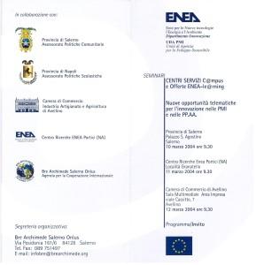 ENEA C@pus seminari marzo 2004 001