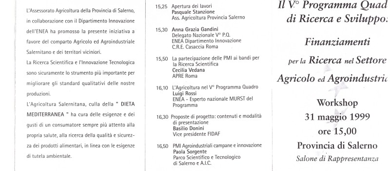 seminario Innovation 05-1999 P.cia Sa 001
