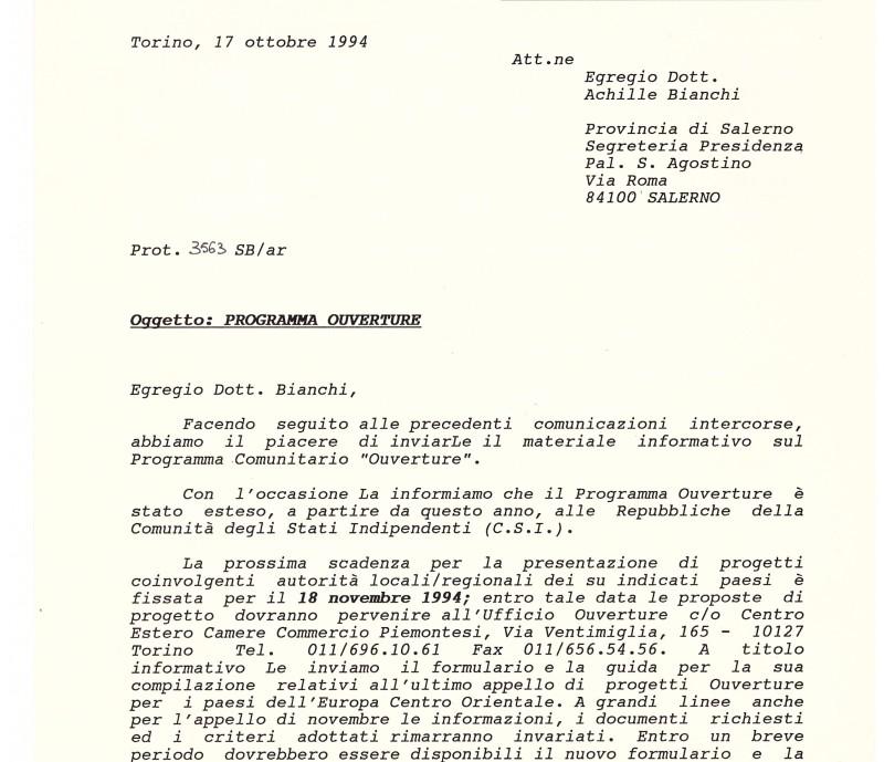 Ouverture 1994 invito mm-Provincia 001
