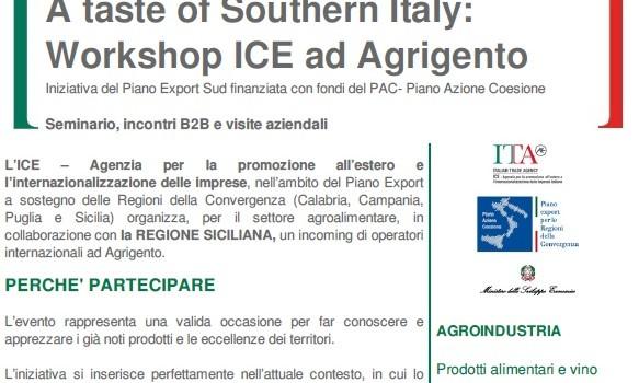 ice Agrigento 2017